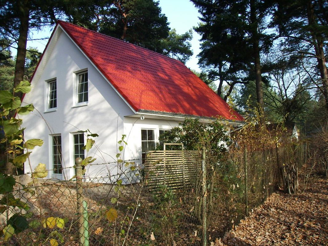 lux ferienhaus am see bei berlin ferienhaus in k nigs wusterhausen mieten. Black Bedroom Furniture Sets. Home Design Ideas