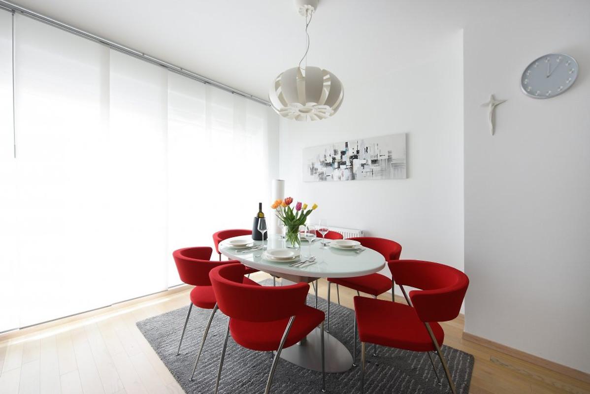 Toma modern en luxe appartement vakantie appartement in zadar huren - Moderne buiteninrichting ...