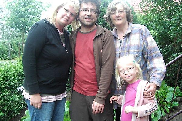 Familie F. Mendyk und Kulisch