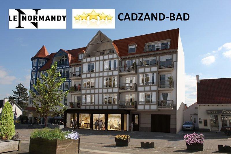 Le Normandy 102, Cadzand-Bad