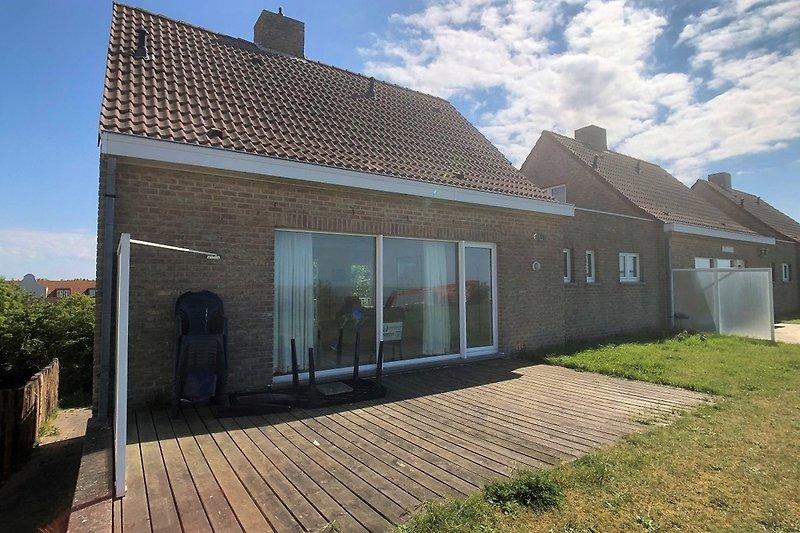 Badhuis Meerblick 106 Rechts