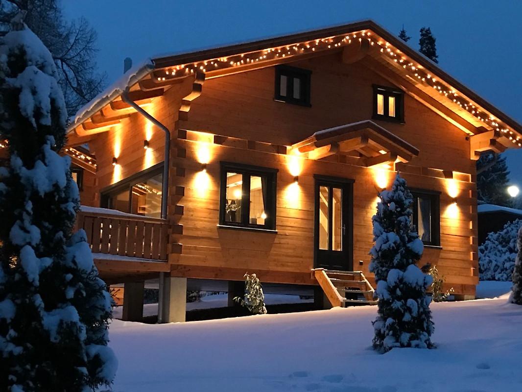 panorama h tte mit sauna und kamin ferienhaus in hahnenklee mieten. Black Bedroom Furniture Sets. Home Design Ideas