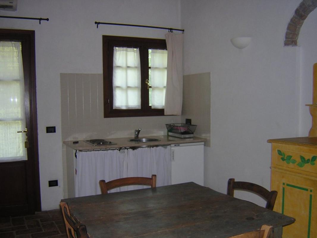 Cottage appartamento in monzambano affittare for Planimetrie di piccoli cottage
