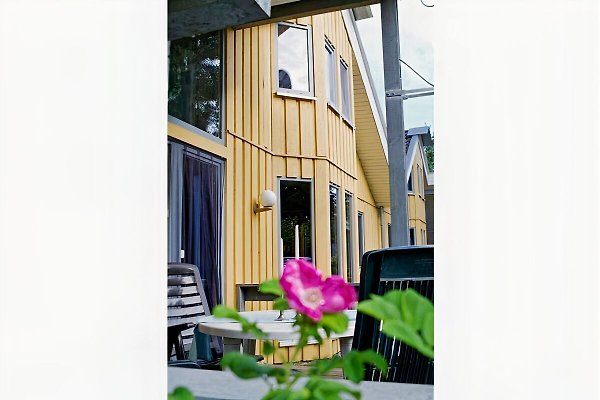 Terrassen zum See original BildEigentum vonferienhausmecklenburg.de