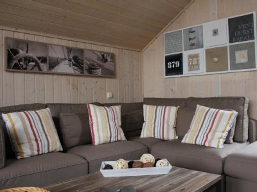 Skandinavisches haus am see  Ferien - Haus 140 am See - Ferienhaus in Mirow mieten