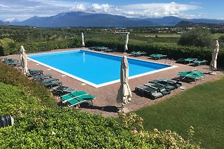 Lake Garda apartment rental - Lake view