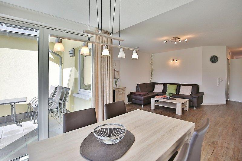 Wohnung 3 im Gelben vom Grooten Steen 14 in Cuxhaven Duhnen
