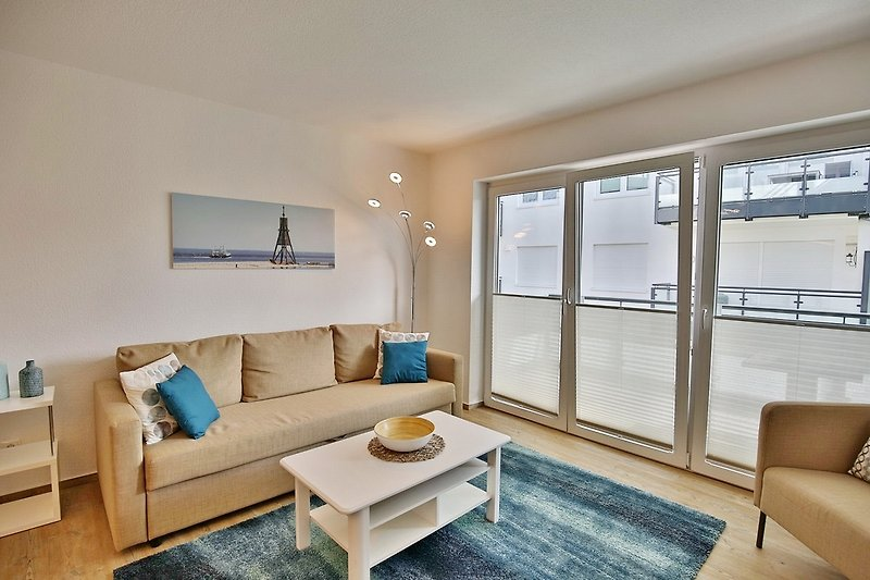 Schöne Wohnung in Cuxhaven Duhnen nur wenige Schritte vom Sandstrand entfernt
