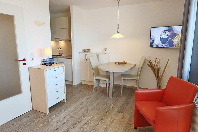 Ferienapartment Hohe-Worth 405 Cuxhaven-Duhnen