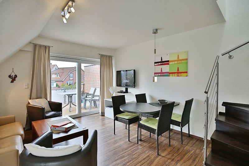 Wohnung 5 im Haus Dunamar, Cuxhaven Duhnen