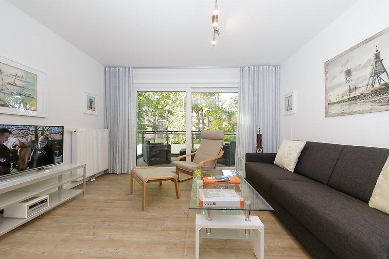 Admiralsgarten Wohnung 5 in Cuxhaven-Duhnen