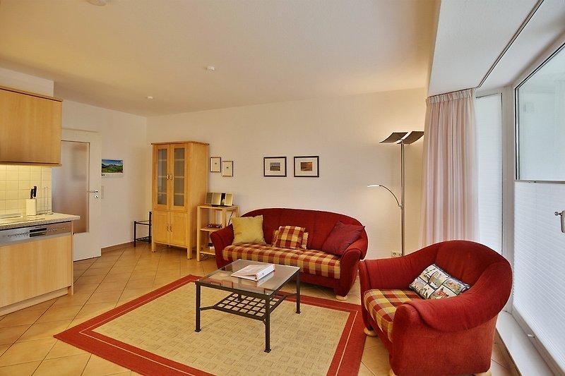3-Raum Wohnung im parterre auf ca.58m²