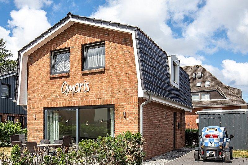 Ferienhaus Amaris in Cuxhaven Duhnen