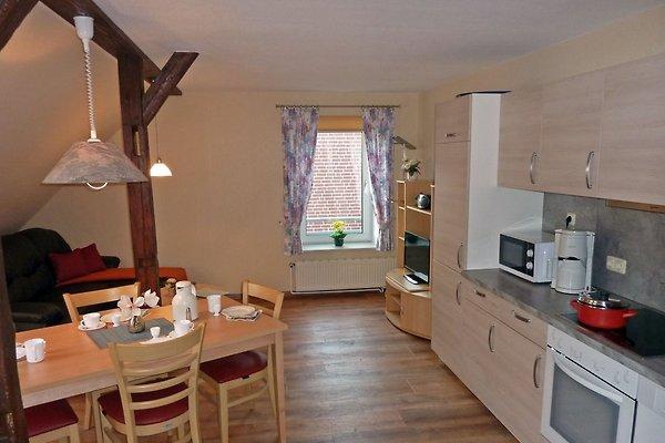 Vakantie-appartement in Gollendorf - Afbeelding 1