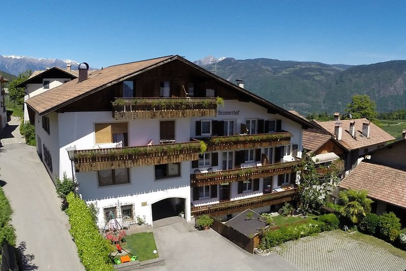Residence Brunnerhof à Tisens - Image 2