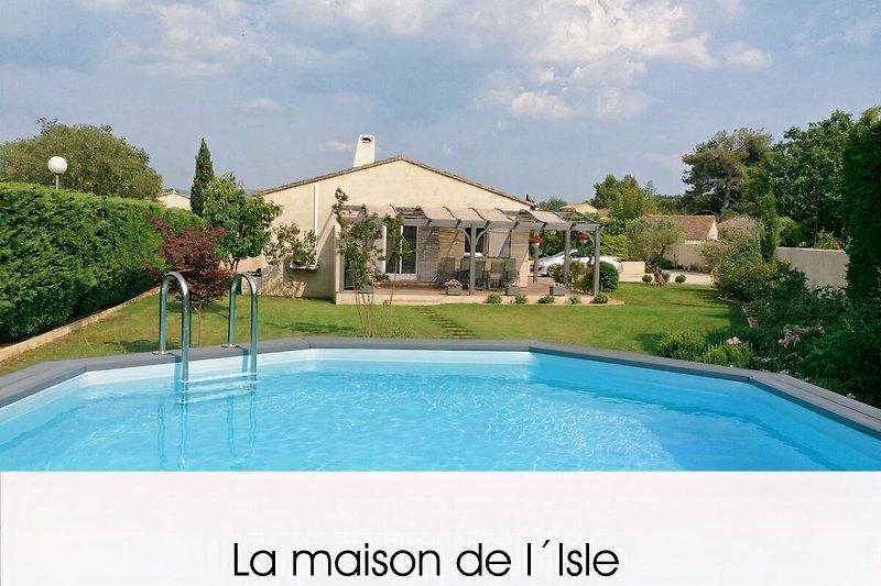 La maison de L'Isle in L'Isle-sur-la-Sorgue - immagine 2