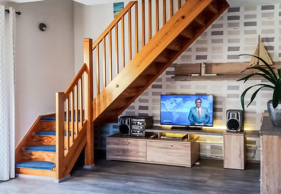 traumferienhaus ferienhaus in prerow mieten. Black Bedroom Furniture Sets. Home Design Ideas