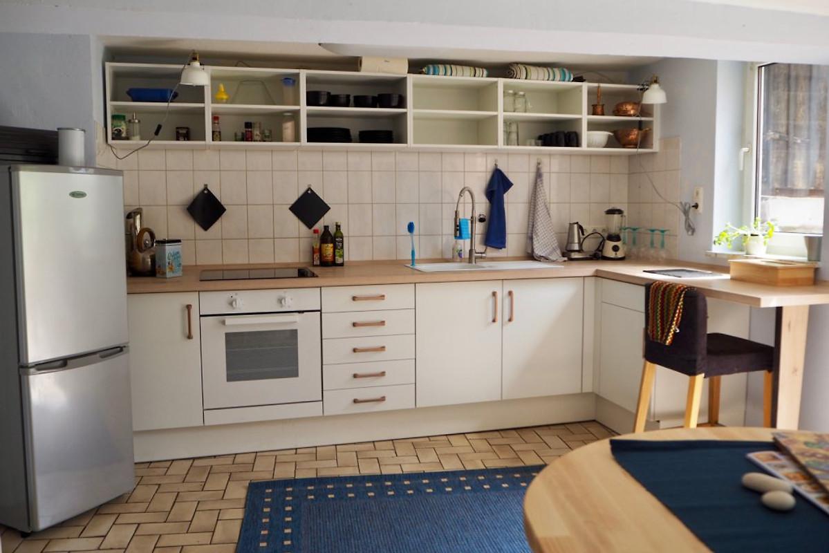 komplettes haus mit garten ferienhaus in eiterfeld mieten. Black Bedroom Furniture Sets. Home Design Ideas