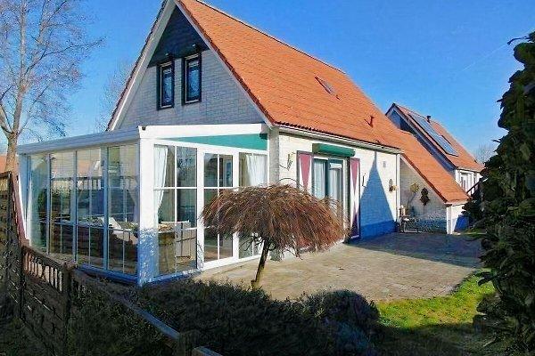 Zeemeuww, maison de vacances exclusive à Breskens - Image 1