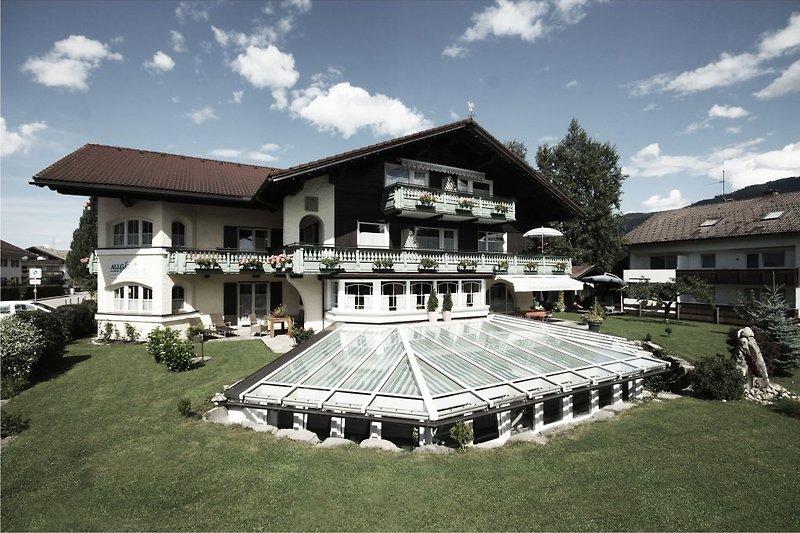 Allgäu Residenz Sommeraufnahme
