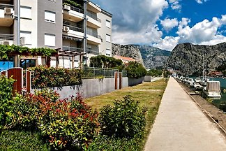 Die luxuriöse Wohnung am Flussufer