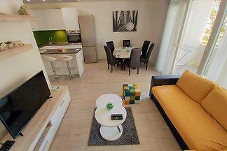 Vakantie-appartement Gezinsvakantie Omiš
