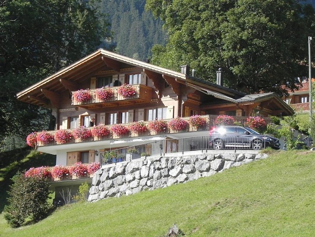 1 ferienwohnung in grindelwald mieten for Parterrewohnung mieten