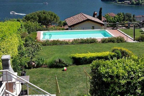 Golfo di Venere Villa mit  Pool in Mezzegra - Bild 1