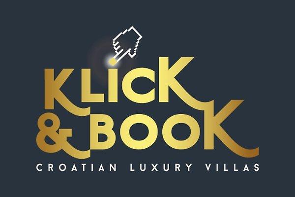 """<span style=""""font-size:smaller;"""">Firma KlickAndBook</span><br> Herr D. Prebeg"""