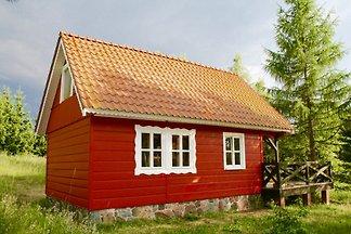 Ferienhaus in Masuren in Jakunowko