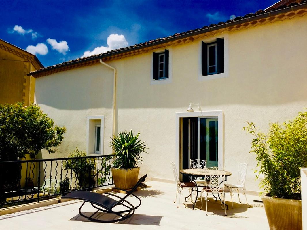Cottage di charme stanza loft casa vacanze in for Piani casa cottage acadian