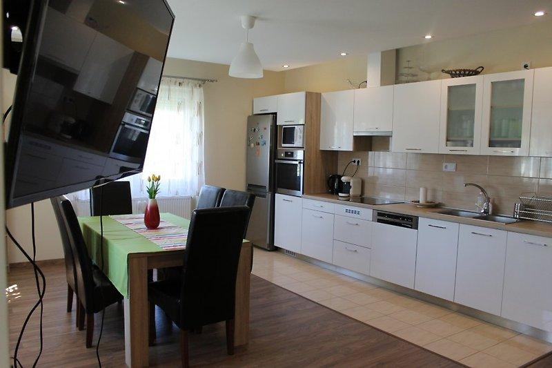 Casa de vacaciones en Balatonkeresztúr - imágen 2