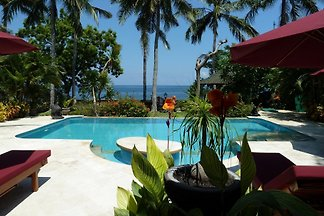 Beachfront Villa Damai