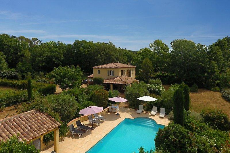 Villa Bernard in Lorgues - Bild 2