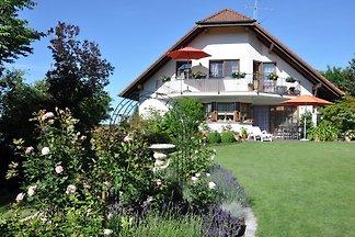 Vakantie-appartement in Ebenweiler