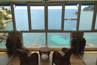 Wohnung direkt am Meer,toller Blick