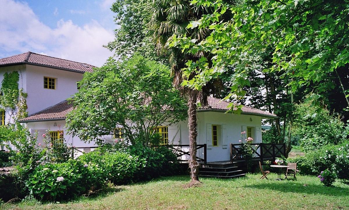 Moulin d\'Ibure, Haus Moulin