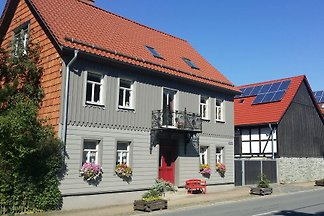 Holiday flat family holiday Oberharz am Brocken