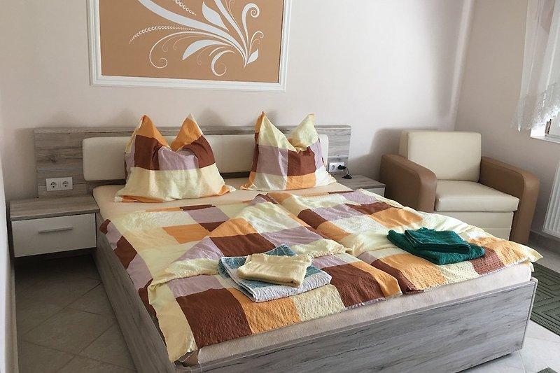 Zimmer 1 ( erste Appartement