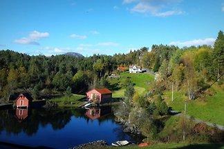 Kuća za odmor Dopust za oporavak Eikefjord