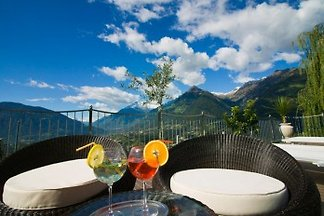 Holidays in family run holiday home in Scena near Merano