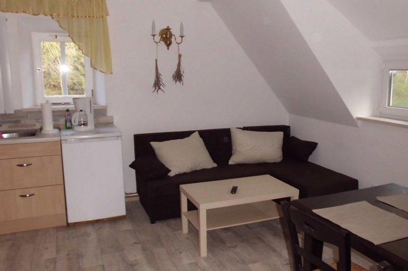 Wohn-und Esszimmer