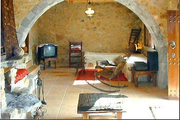 Villa Country Askifou à Goni Askifou - Image 1
