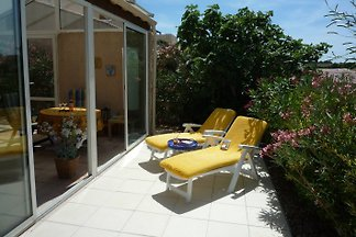 Cottage Narbonne Plage - with pool in Narbonne Plage