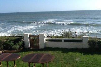 villa bagueneau sur la plage