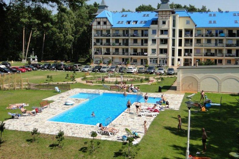 Azul Mare K2 APartament`s en Łukęcin - imágen 2