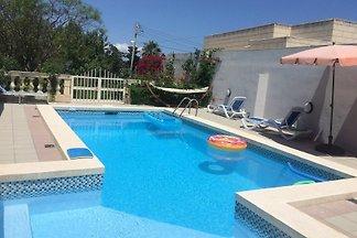 Villa Apartment with Pool & Garden