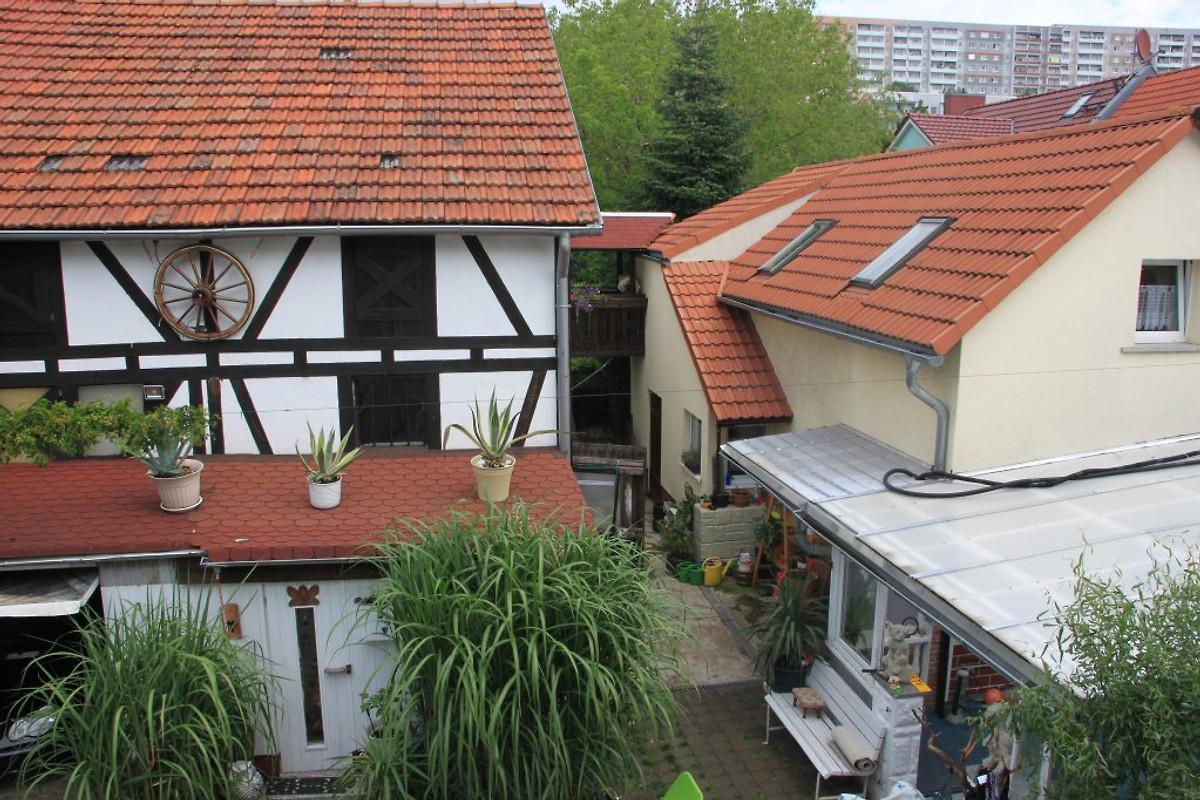 Haus zum Kranich - Ferienhaus in Erfurt mieten