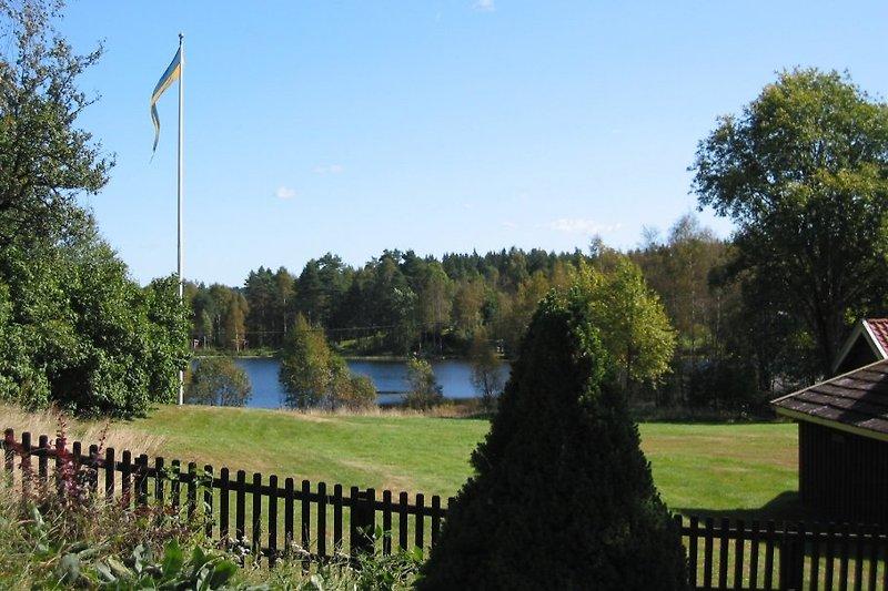Blick zum Örsåssjön