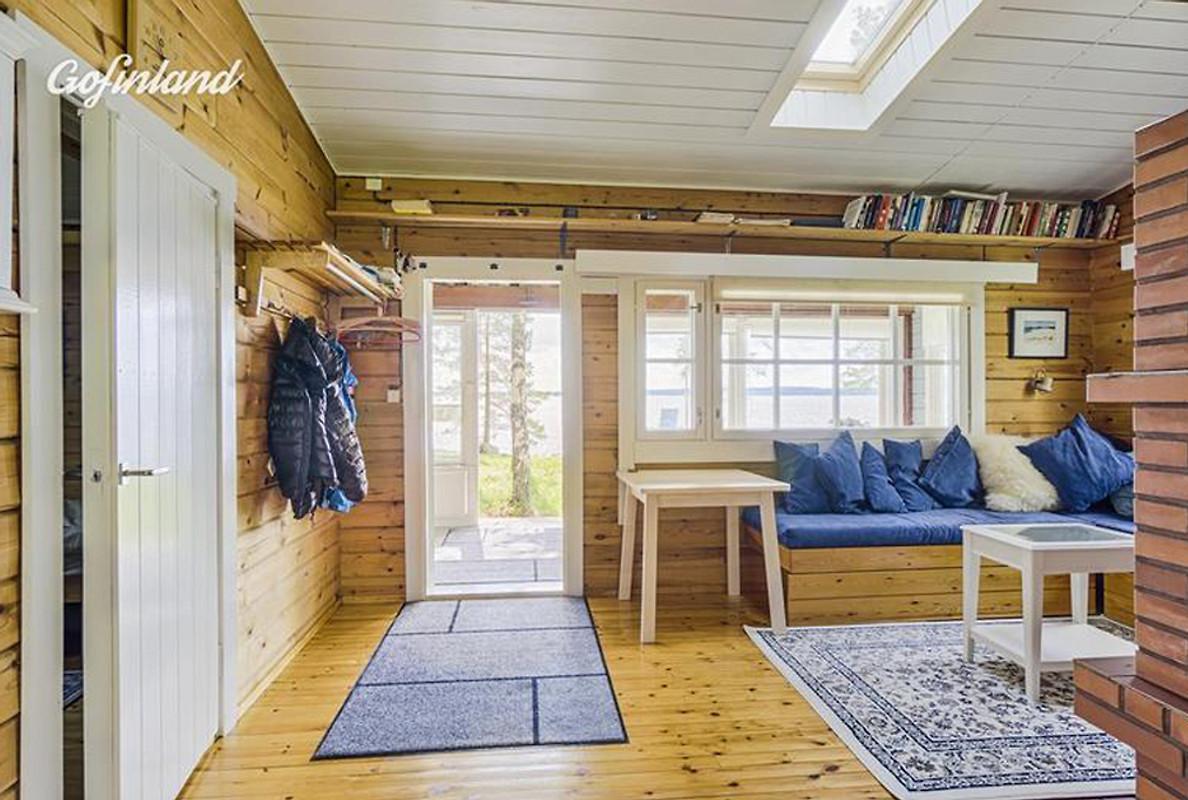 perle vom see alvaj rvi finnland ferienhaus in pihtipudas mieten. Black Bedroom Furniture Sets. Home Design Ideas